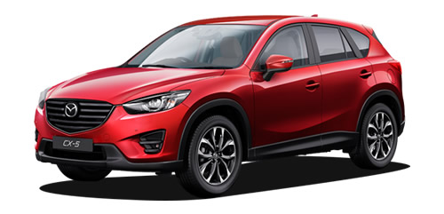SUV rental Jersey City - mazda