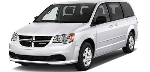 Mini Van 7 Passenger for rent jersey city NJ