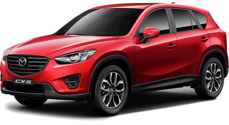Mazda SUV rental Jersey City