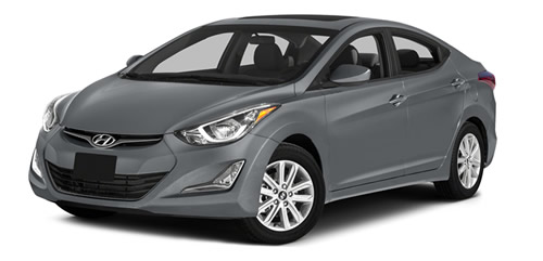 Hyundai Elantra Rental Car NJ