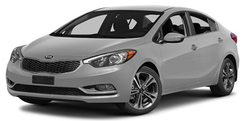 Kia Forte Midsize Car Rental NJ