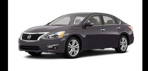 Nissan Altima Full Size Car Rental Jersey City