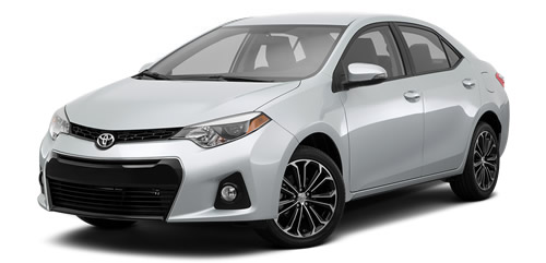 Toyota Corolla Car Rental NJ