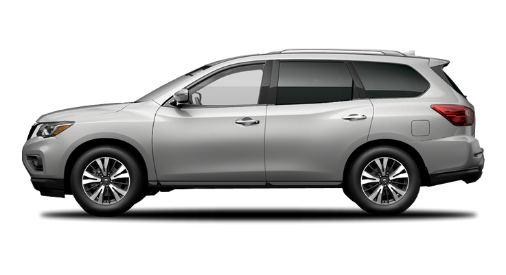 Nissan Pathfinder SUV Rental Jersey City